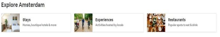 המדריך השלם לשירות AirBNB: סרגל חיפוש בין דירות, חוויות ומסעדות