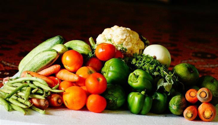 מה קורה אם לא אוכלים מספיק פירות: ירקות