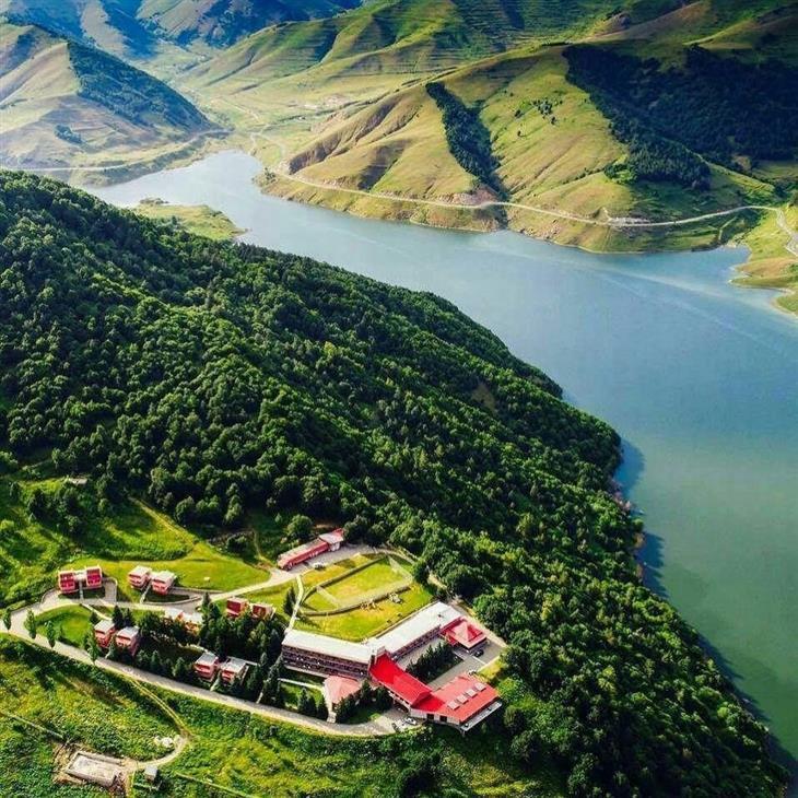 מקומות ונופים בארמניה: הנקוואן