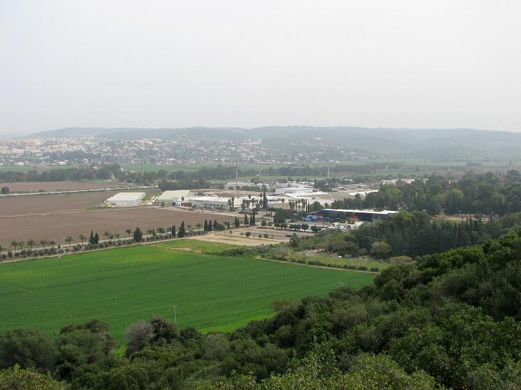 קיבוצים ושדות בישראל: יגור