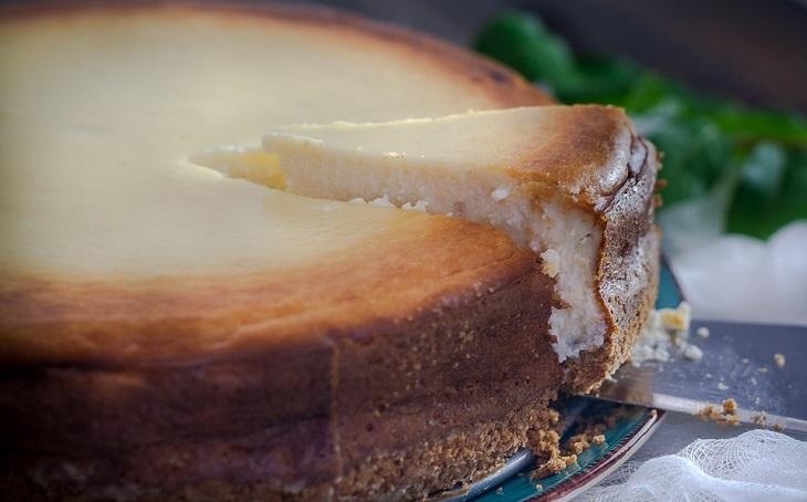 מוצרי חלב וסוכרת: עוגת גבינה