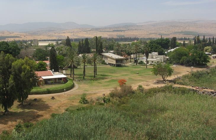 קיבוצים ושדות בישראל: קיבוץ גינוסר