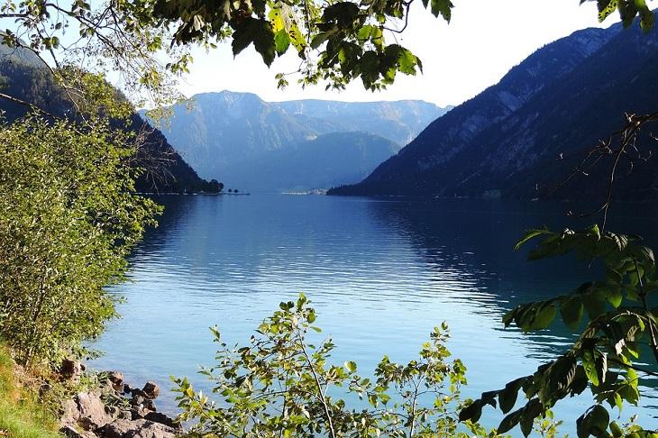 יעדים בטירול: אגם אכנסי