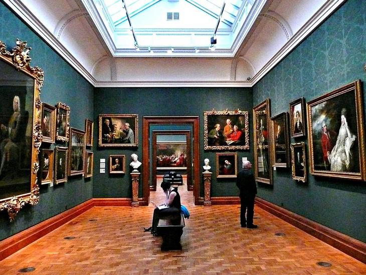 מוזיאונים מומלצים בלונדון: גלריית הדיוקנאות הלאומית