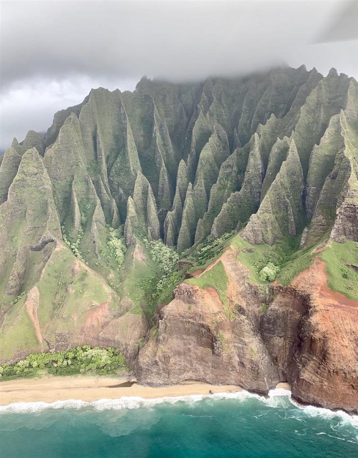 נופים מדהימים מרחבי העולם: האי קאואיי