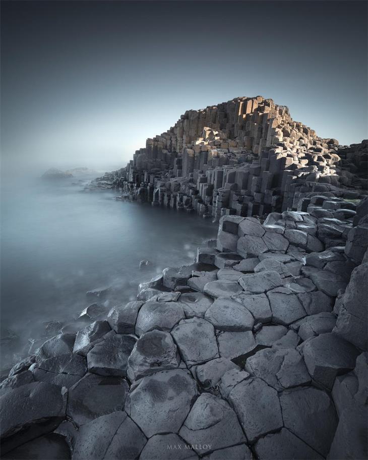 נופים מדהימים מרחבי העולם: סוללת הענק בצפון אירלנד