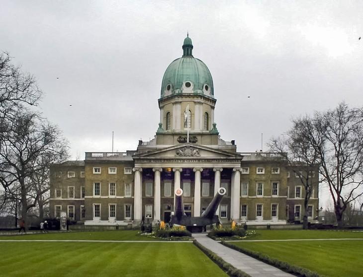 מוזיאונים מומלצים בלונדון: מוזיאון המלחמה האימפריאלי
