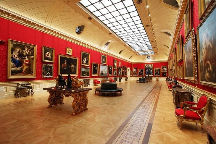 מוזיאונים מומלצים בלונדון: אוסף וולאס