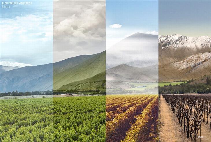איך נראות עונות השנה במקומות שונים ברחבי העולם: עמק אלקי