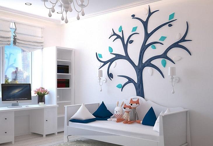 פעילויות מעשירות לקיץ: חדר ילדים מעוצב