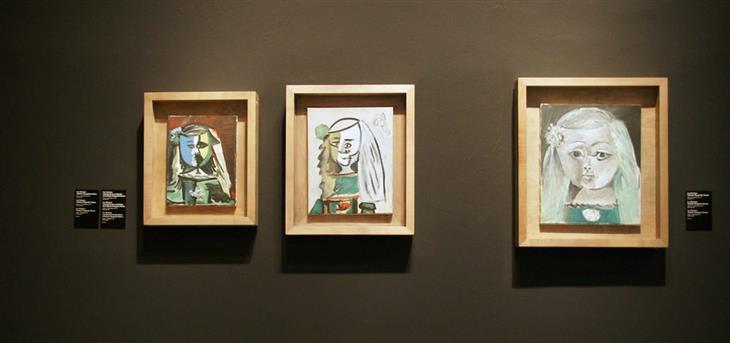 מוזיאונים בברצלונה: תמונות במוזיאון פיקאסו