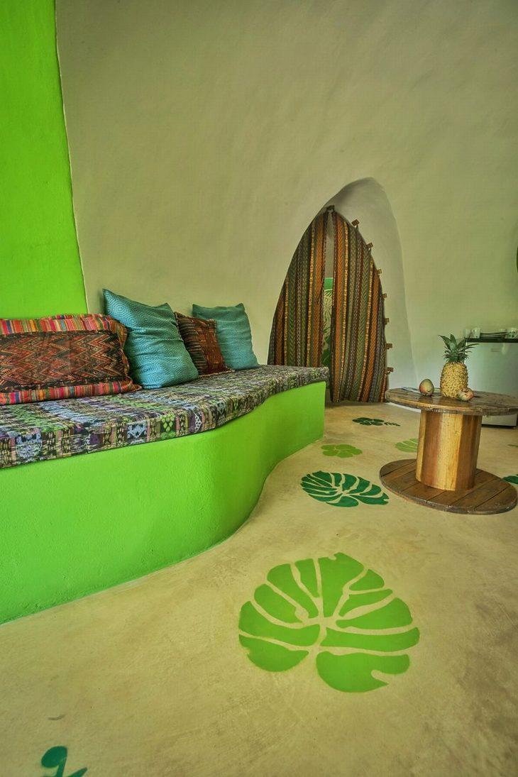 בניית בית חלומות בקוסטה ריקה: ספה