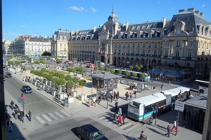 ערים גדולות בצרפת: רחוב ברן
