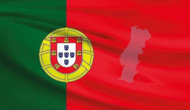 קבלת דרכון פורטוגלי: דגל פורטוגל