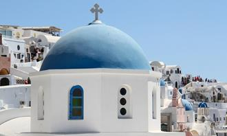 חידון איזה תמונה יוצאת דופן: נופי אי יווני