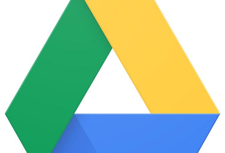 שימוש בכלי גוגל דוקס: לוגו גוגל דרייב