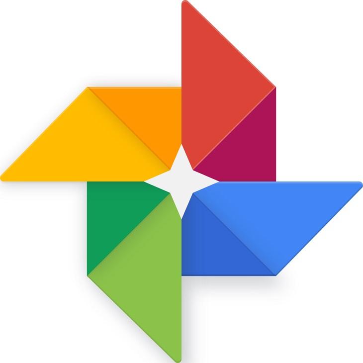 מדריך לשימוש בגוגל תמונות: אייקון אפליקציית Google Photos