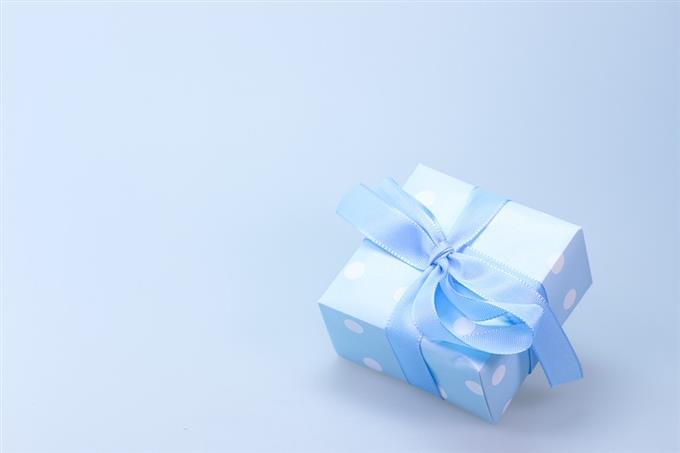 מבחן אישיות: מתנה