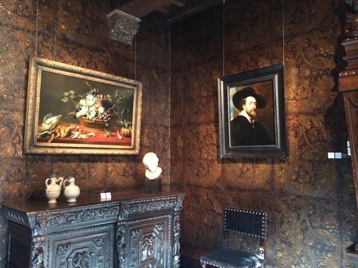 אטרקציות באנטוורפן: מוזיאון בית רובנס מבפנים