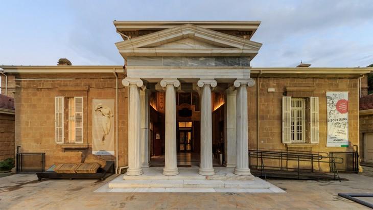 אתרים בניקוסיה: מוזיאון קפריסין