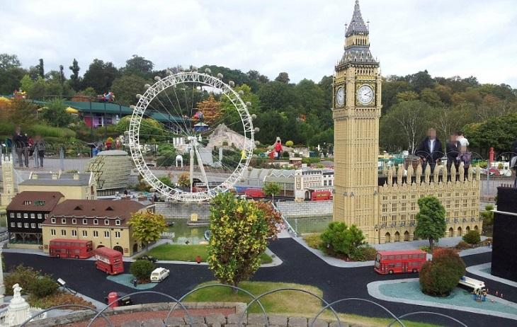 אתרים בדרום אנגליה: מיצג של לונדון בלגולנד