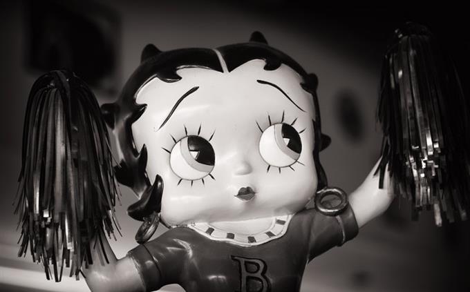 חידון טריוויה זיהוי דמויות מצוירות: בטי בופ