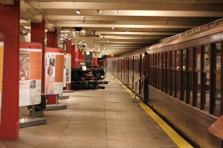 מוזיאונים בניו יורק: מוזיאון התחבורה של ניו יורק