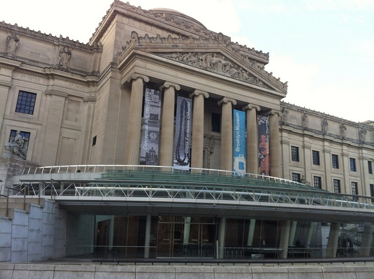 מוזיאונים בניו יורק: מוזיאון ברוקלין