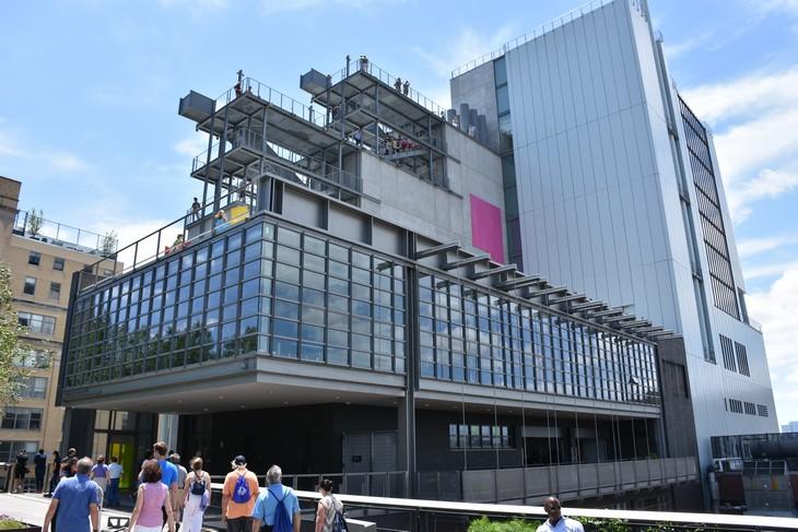 מוזיאונים בניו יורק: מוזיאון ויטני לאמנות אמריקאית