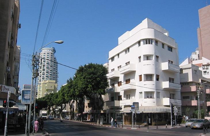"""אירועים לט""""ו באב: רחוב בתל אביב"""