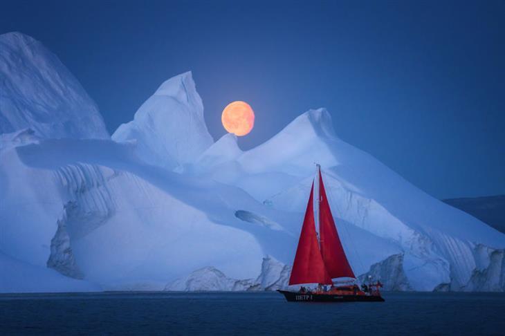 תמונות מגרינלנד: