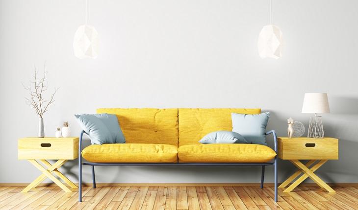 ריהוט מעוצב: ריהוט צהוב
