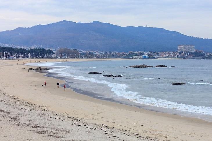 ערי חוף בספרד: חוף סאמיל בוויגו