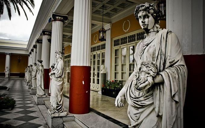 מבחן טריוויה ידע כללי: פסלים
