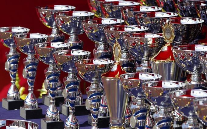 מבחן טריוויה ידע כללי: גביעים