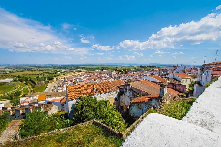 האזורים היפים של פורטוגל: בתים כפריים בחבל אלנטז'ו