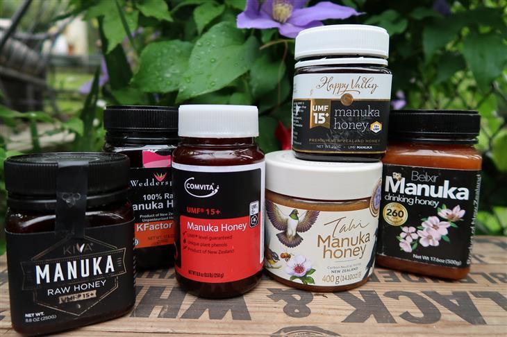 יתרונות דבש מאנוקה: אריזות דבש מאנוקה