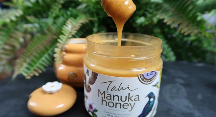 יתרונות דבש מאנוקה: קופסת דבש מאנוקה