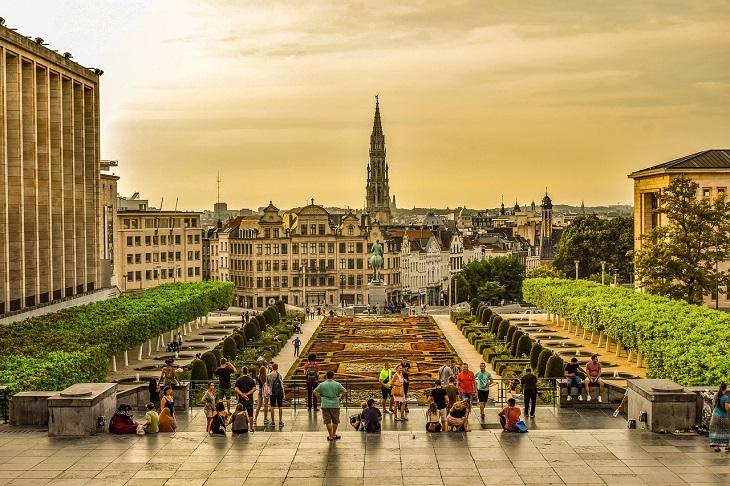מסלול לטיול בבלגיה: בריסל