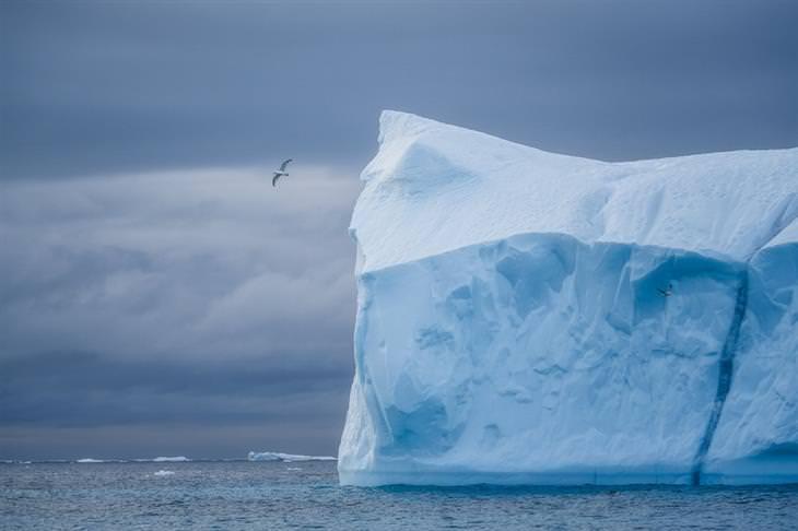 תמונות נוף מדהימות: קרחון ענק