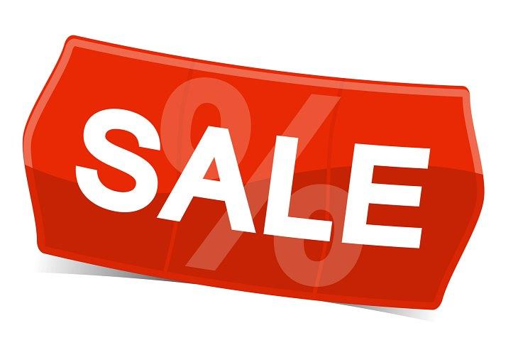 """טיפים לשיווק ומכירה טובים יותר: תגית שעליה כתובה המילה """"SALE"""""""