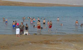 מבחן מצא התמונה יוצאת הדופן: ים המלח