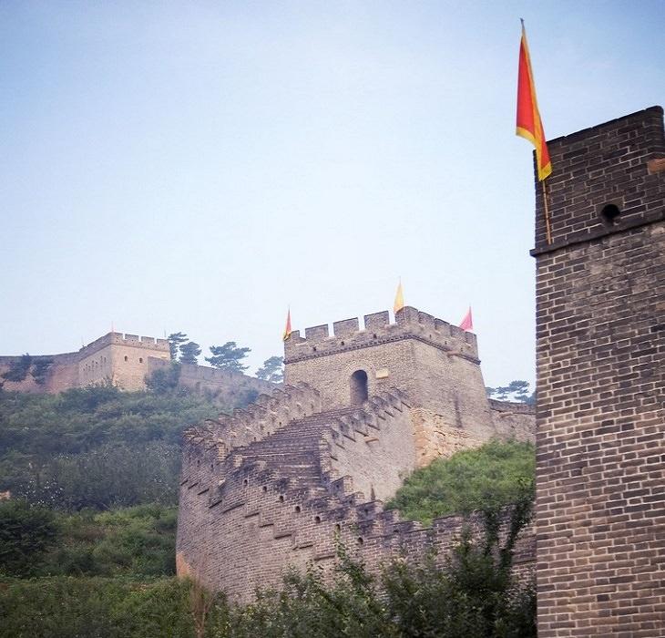 מקומות לאורך החומה הסינית: שאנהאיגוואן
