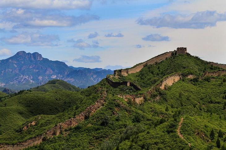 מקומות לאורך החומה הסינית: גובייקואו