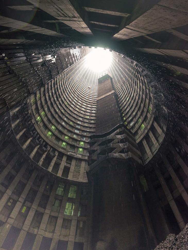צילומי אדריכלות מדהימים