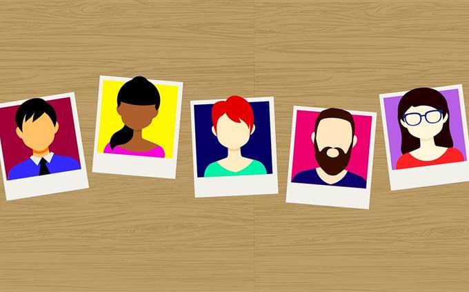 מבחן זיכרון: תמונות של אנשים