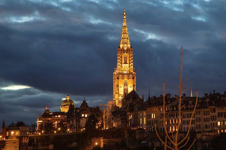 קנטון ברן: הקתדרלה של ברן