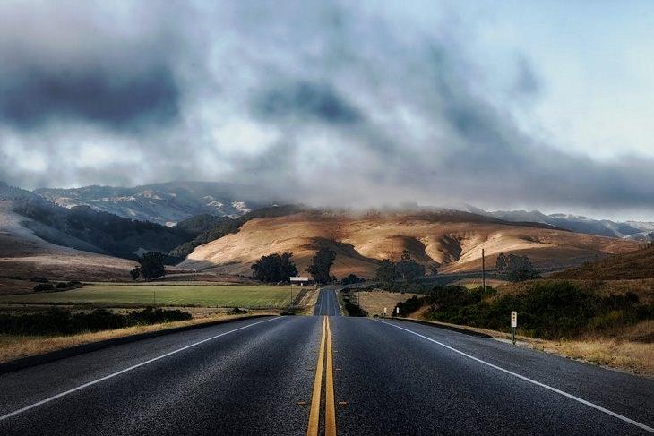 תכונות של אנשים שנועדו לגדולות: כביש ישר שמוביל להרים