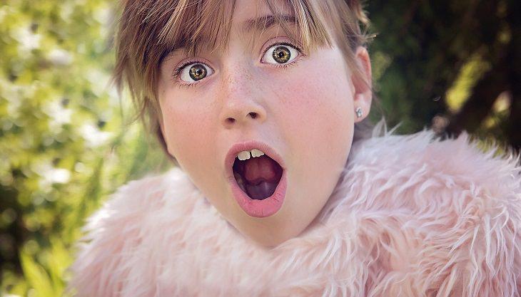 סרטי הילדים הגדולים בכל הזמנים: בחורה עם פה פעור