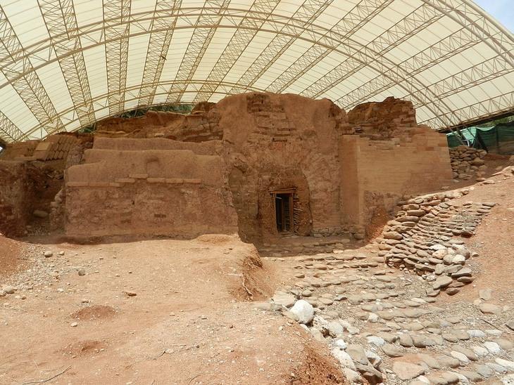 אתרי טיולים מהמקרא: השער הכנעני